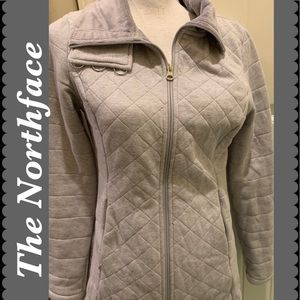 The Northface Quilted Cotton Jacket